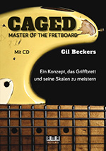 CAGED - Meister des Griffbretts
