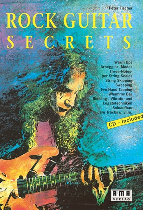 Rock Guitar Secrets (deutsch)