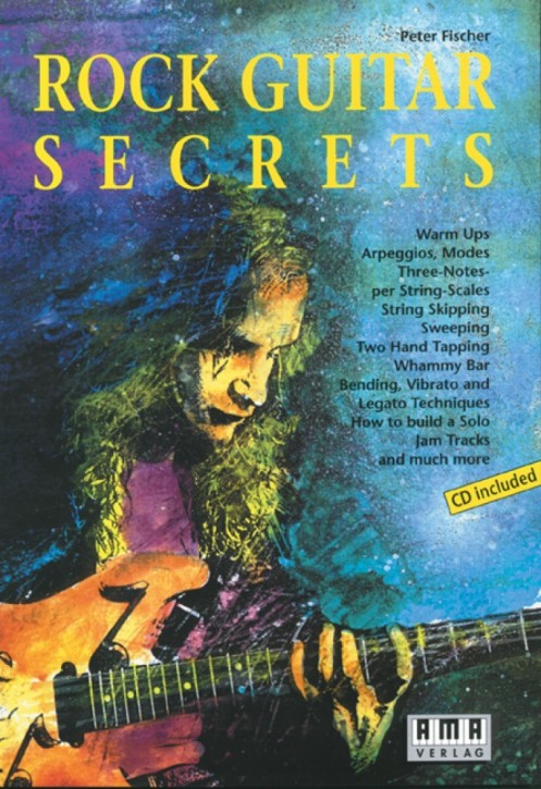 Rock Guitar Secrets (englisch)