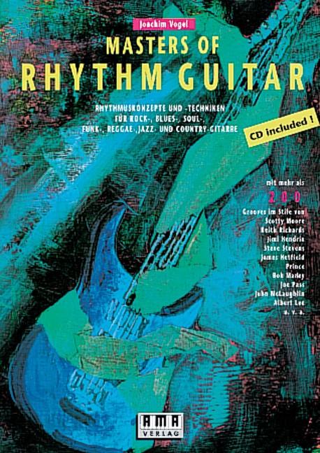 Masters of Rhythm Guitar (german)