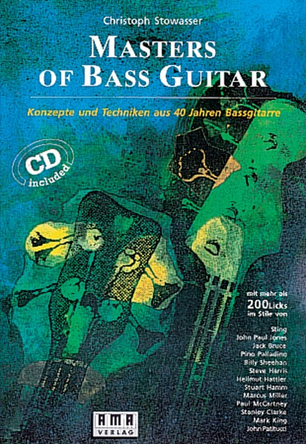 Masters of Bass Guitar