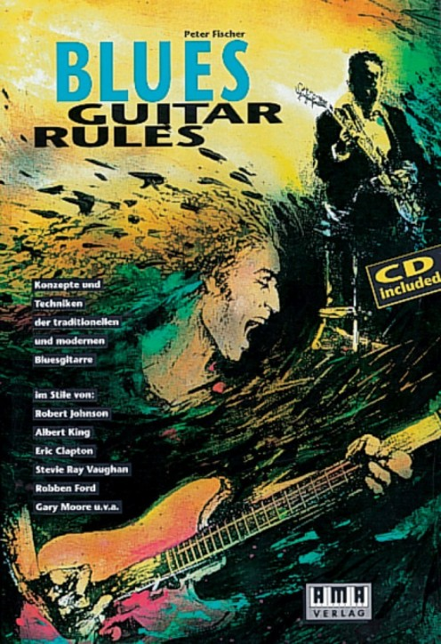 Blues Guitar Rules (deutsch)