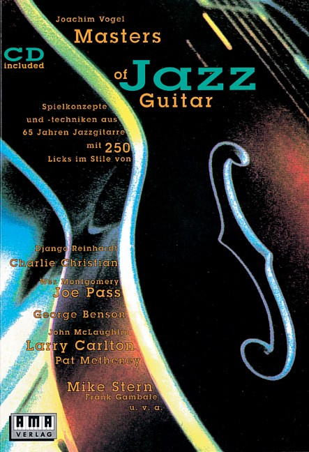 Masters of Jazz Guitar