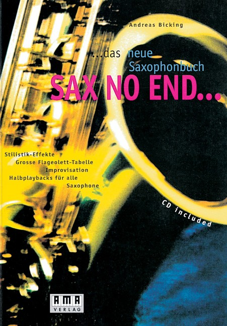Sax no End