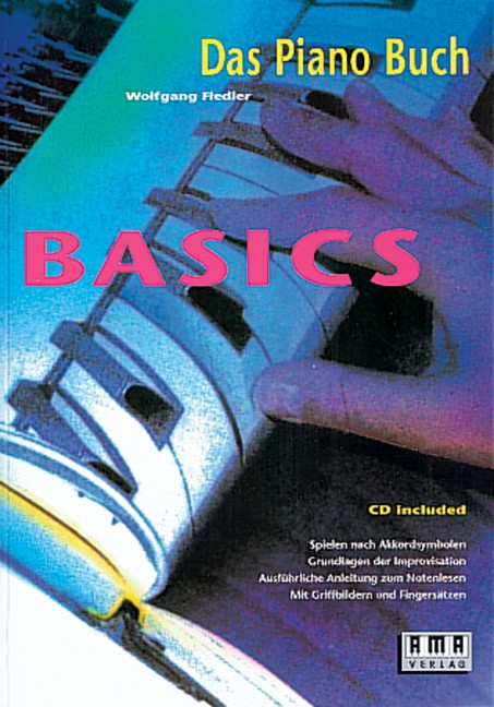 Piano Buch Basics