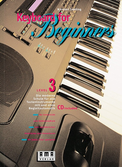 Keyboard for Beginners. Band 3