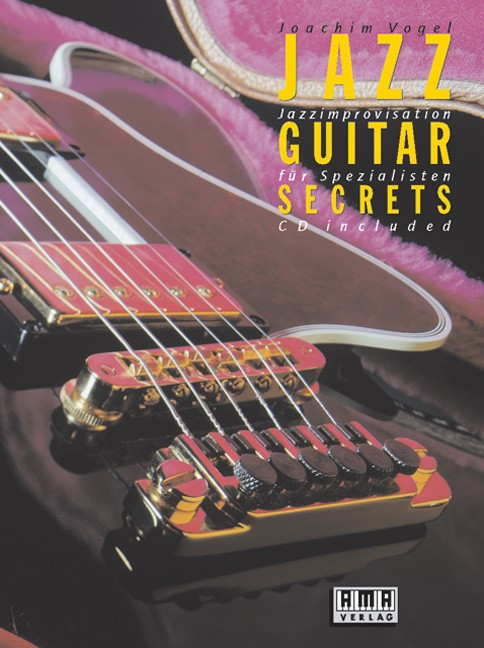 Jazz Guitar Secrets