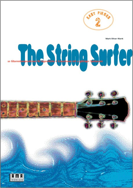 The String Surfer