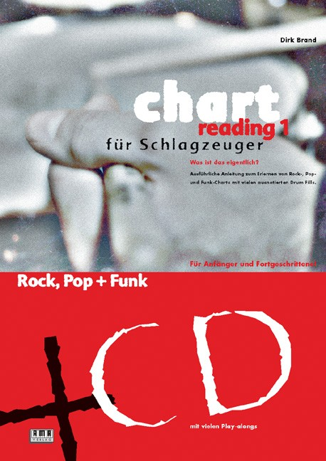 Chart Reading for drummer