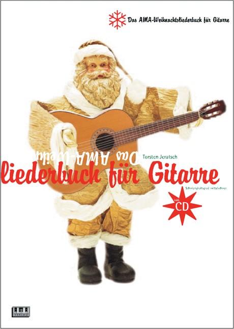 Das AMA Weihnachtsliederbuch für Gitarre
