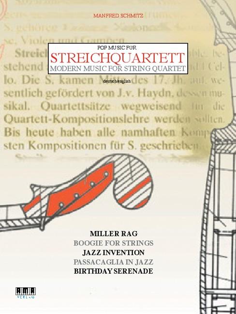 Pop Music für Streichquartett
