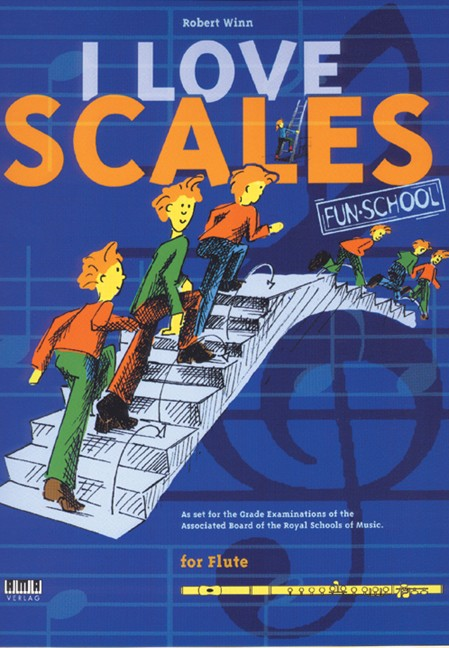 I Love Scales (engl.)