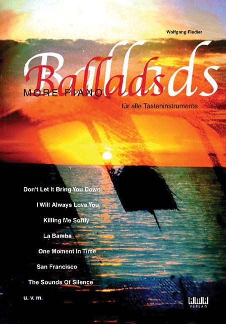 More Piano Ballads