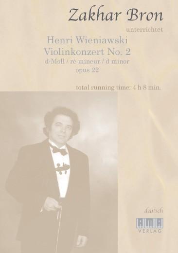 Wieniawski: Konzert für Violine und Orchester D-Moll op. 22