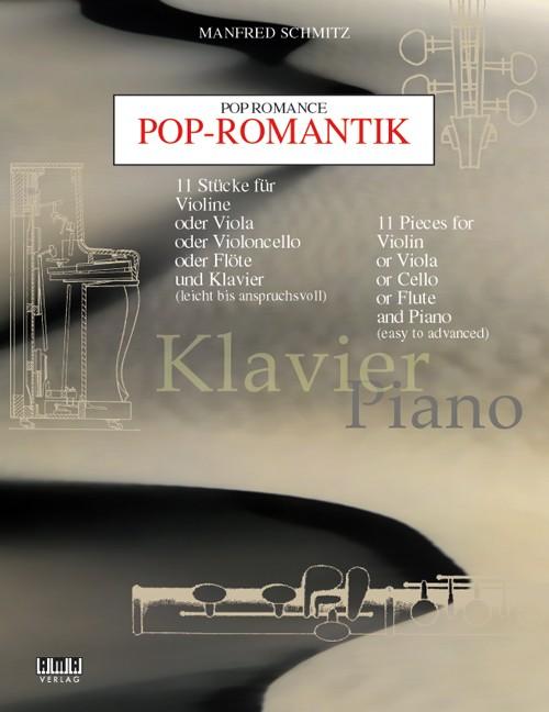 POP-ROMANTIK für Klavier