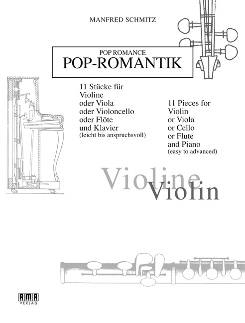 Pop Romance for Violin