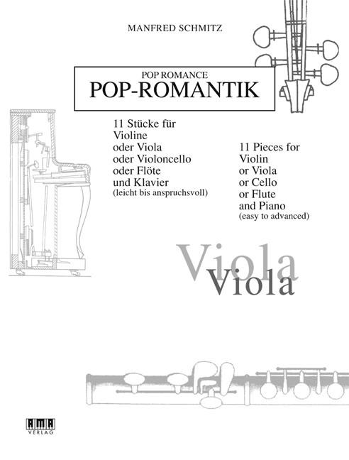 POP-ROMANTIK für Viola & Klavier