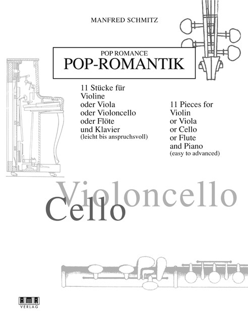 Pop Romance for Cello