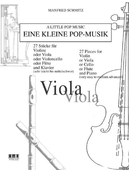Eine kleine Pop-Musik für Viola & Klavier