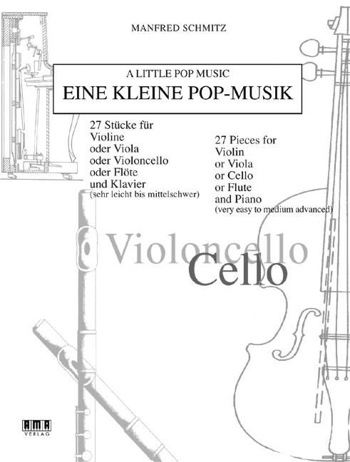 Eine kleine Pop-Musik für Violoncello & Klavier