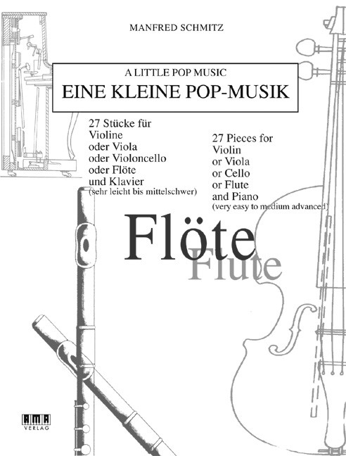A Little Pop Music For Flute & Piano