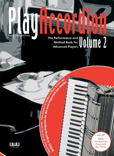 Play Accordion. Vol. 2 (engl.)