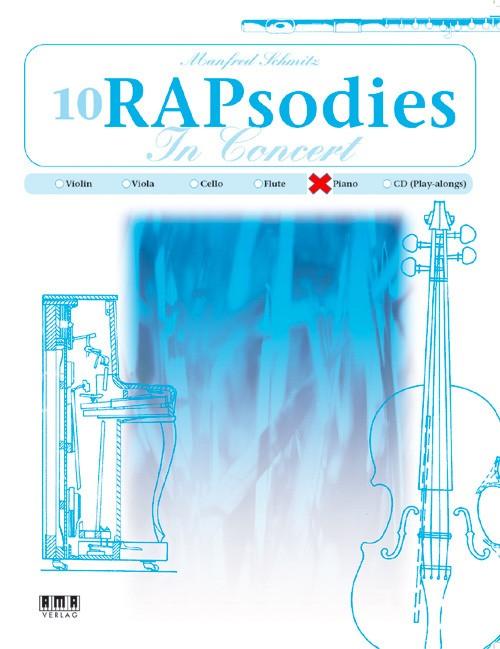 10 RAPsodies In Concert (Klavier)