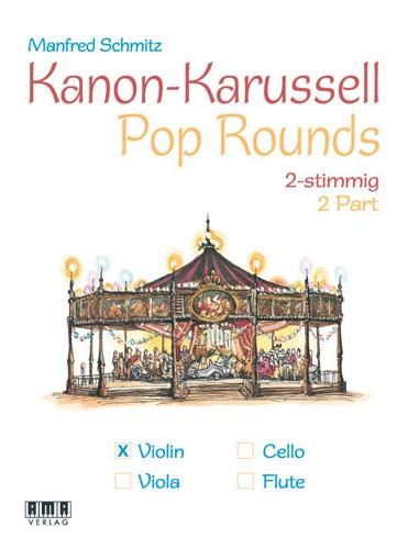 Kanon-Karussell – 2-stimmig (Violine)
