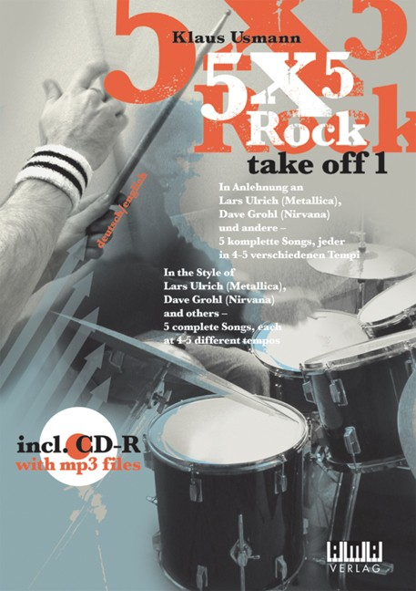 5 x 5 Rock – Take off 1
