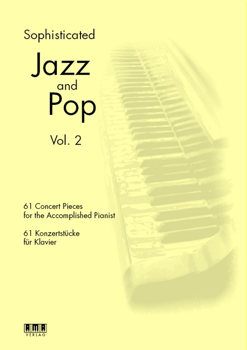 Sophisticated Jazz & Pop. Vol. 2