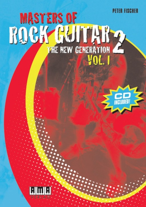 Masters of Rock Guitar 2. Vol. 1