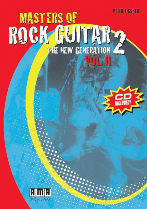 Masters of Rock Guitar 2. Vol. 2