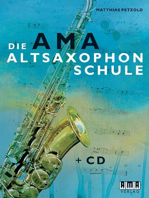 The AMA Alto Saxophone Course