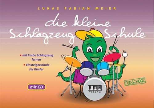 Die kleine Schlagzeugschule