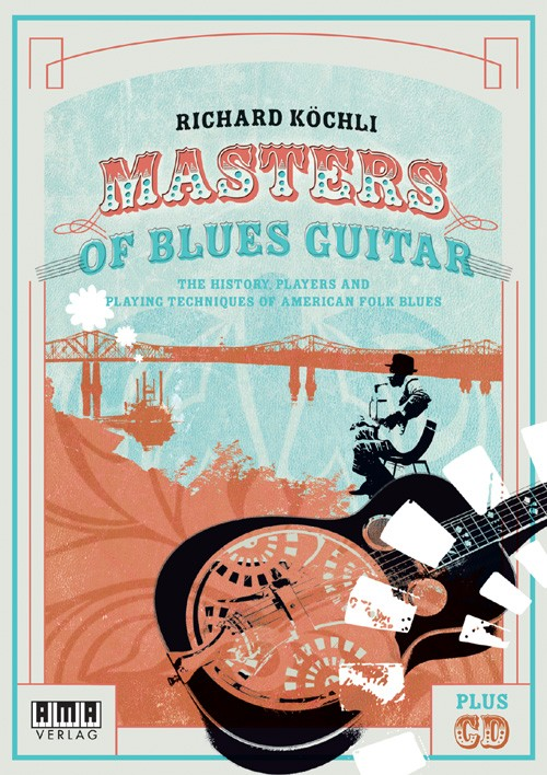 Masters of Blues Guitar (engl.)