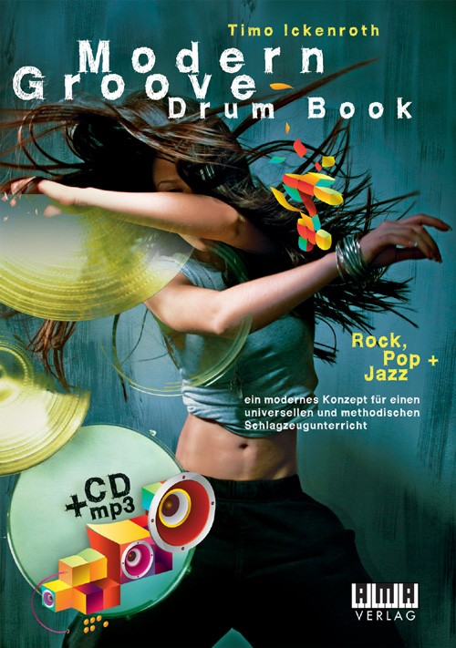 Modern Groove – Drum Book
