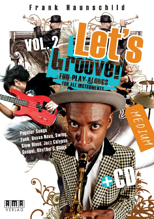 Let's Groove. Vol. 2