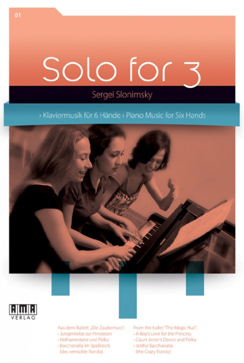 Solo for 3. Volume I