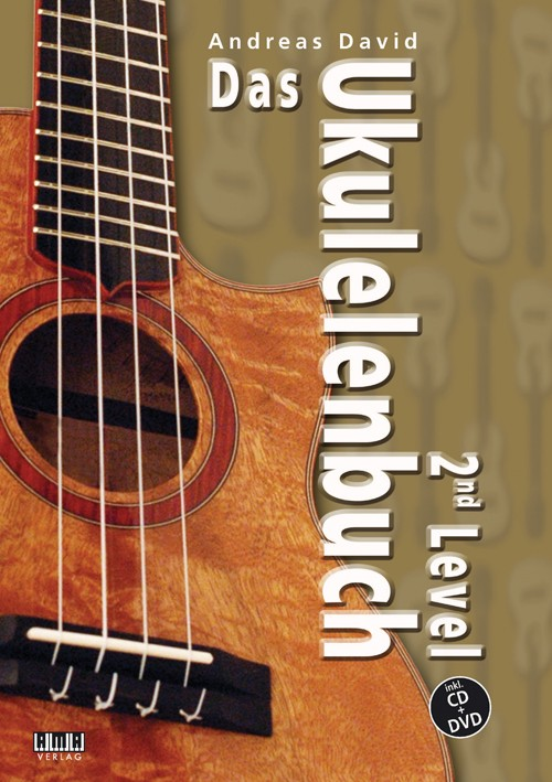 Das Ukulelenbuch. 2nd Level
