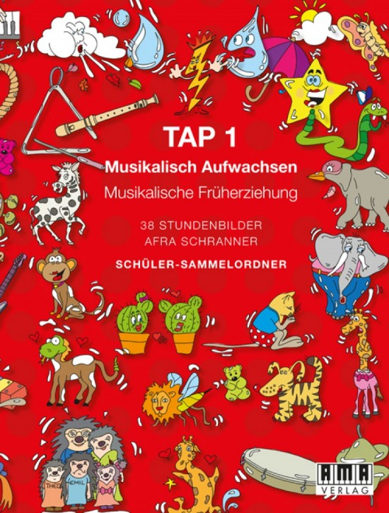 Grow-Up Musically. TAP 1 (Student's Book)