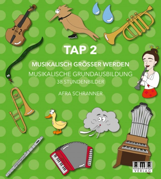 Keep Growing Musically. TAP 2 (Teacher's File)