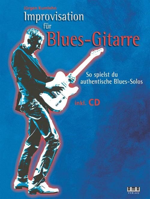 Improvisation für Blues-Gitarre