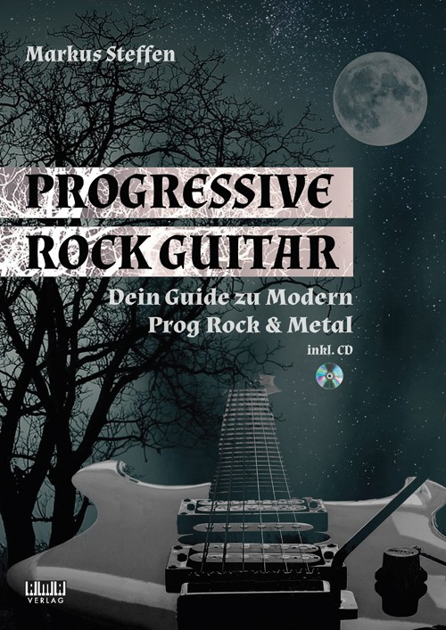 Progressive Rock Guitar