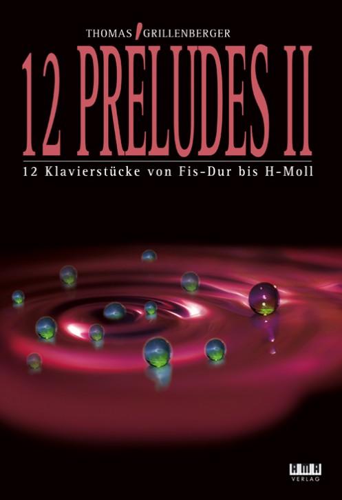 12 Préludes Bd. 2