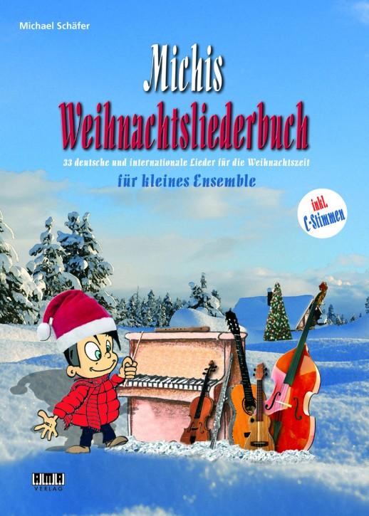 Michis Weihnachtsliederbuch für Ensemble