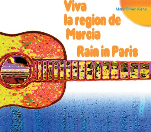"CD ""Viva la  region de Murica/Rain in Paris"""