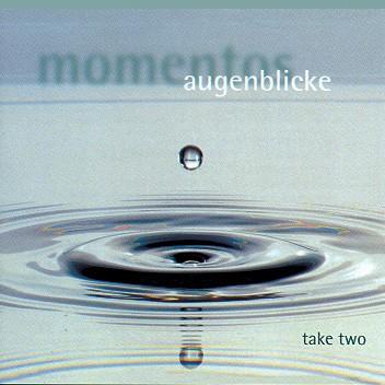"CD ""momentos – Augenblicke"""