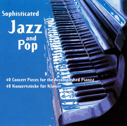 "CD ""Sophisticated Jazz & Pop"""