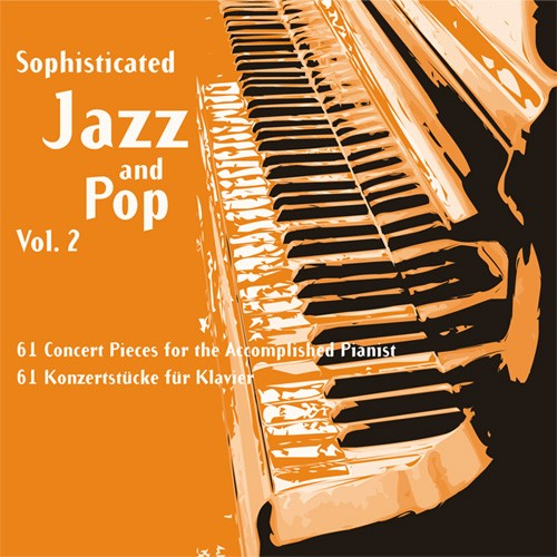 "CD ""Sophisticated Jazz & Pop. Vol. 2"""