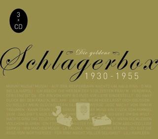 Die goldene Schlagerbox (3 CDs)